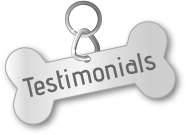 Testimonials - Montgomery Animal Hospital